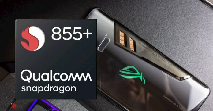 qualcomm snapdragon 855 plus mobile platform asus rog phone ii