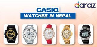 casio watches nepal daraz