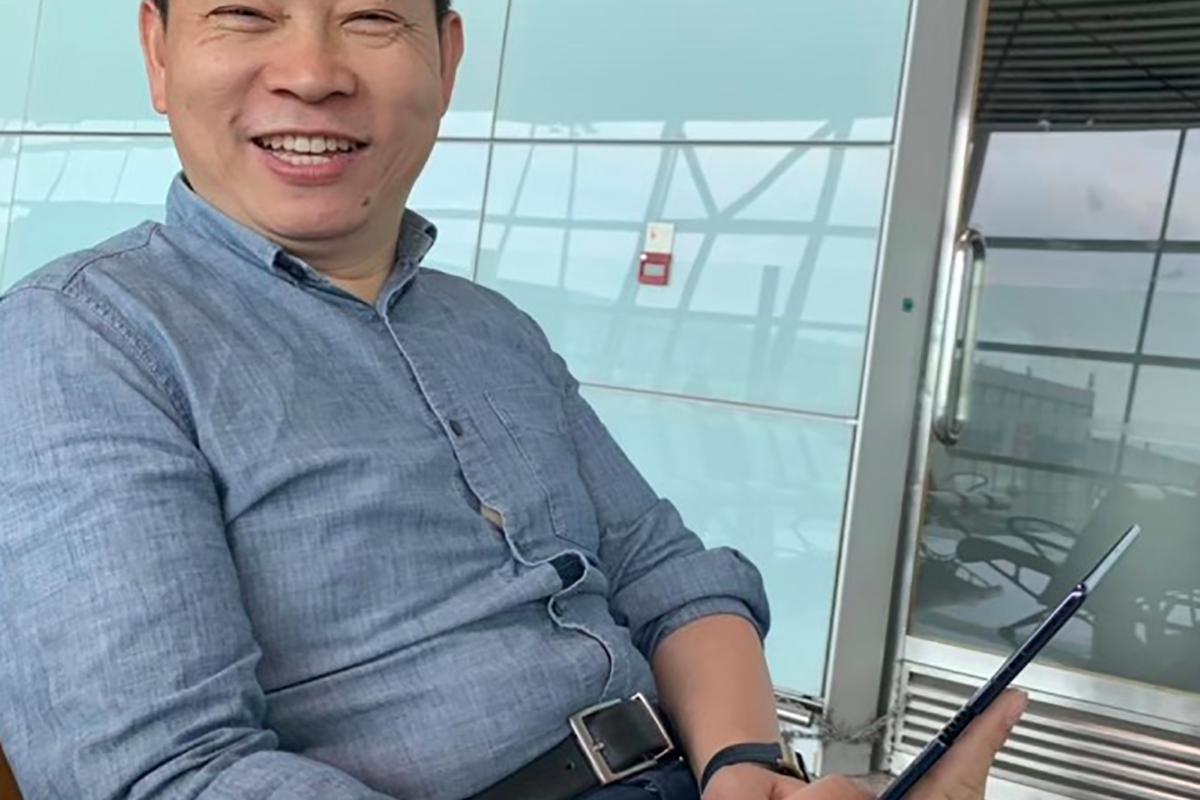 Richard Yu Huawei Consumer Business Group CEO