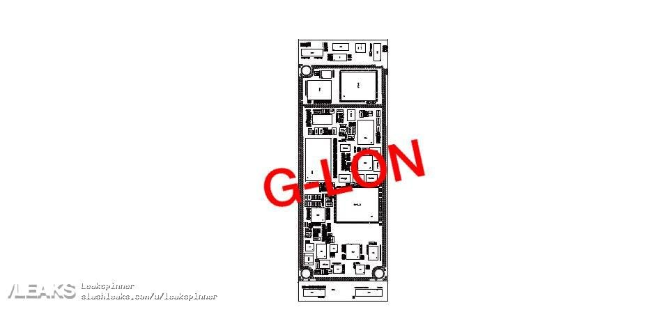 iphone xi logic board leaks