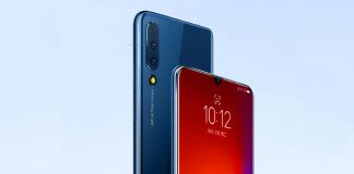 lenovo z6 launched