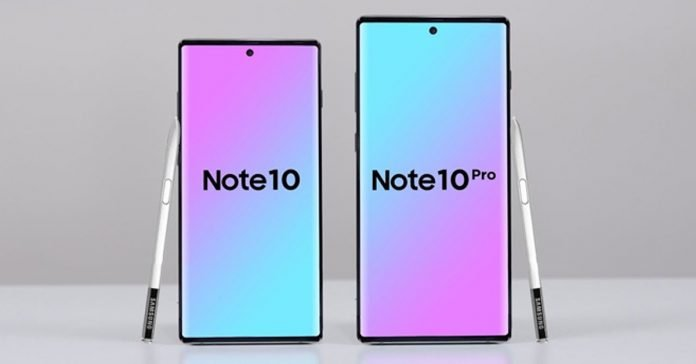samsung galaxy note 10 plus specs