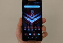 asus rog phone 2 gaming phone with snapdragon 855 plus