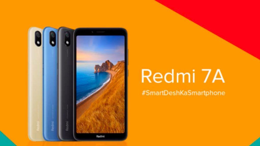 smart desh ka smartphone | Redmi 7a
