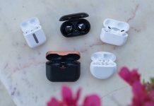 Best TWS wireless earbuds in Nepal oppo enco free samsung galaxy buds+ apple airpods pro huawei freebuds sony