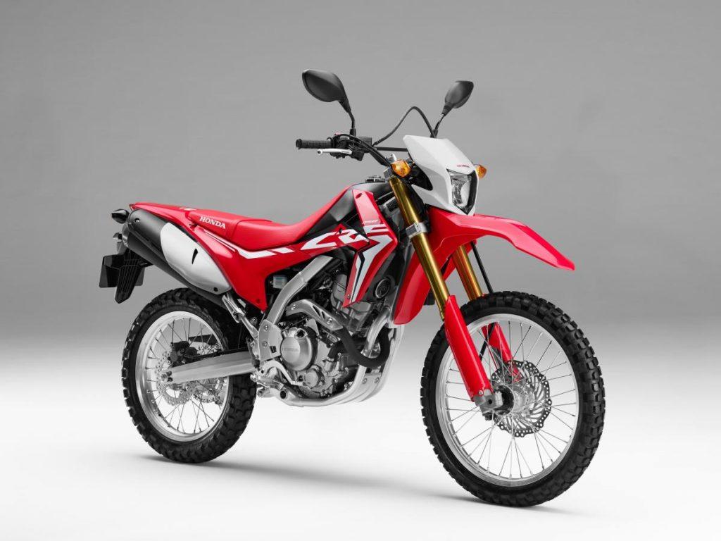 Honda CRF 250l price nepal
