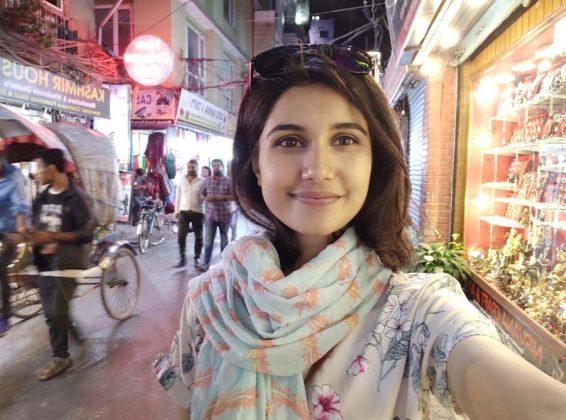 Redmi Note 7 Pro selfie
