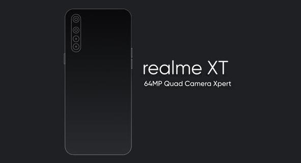Realme XT 64MP camera launch price