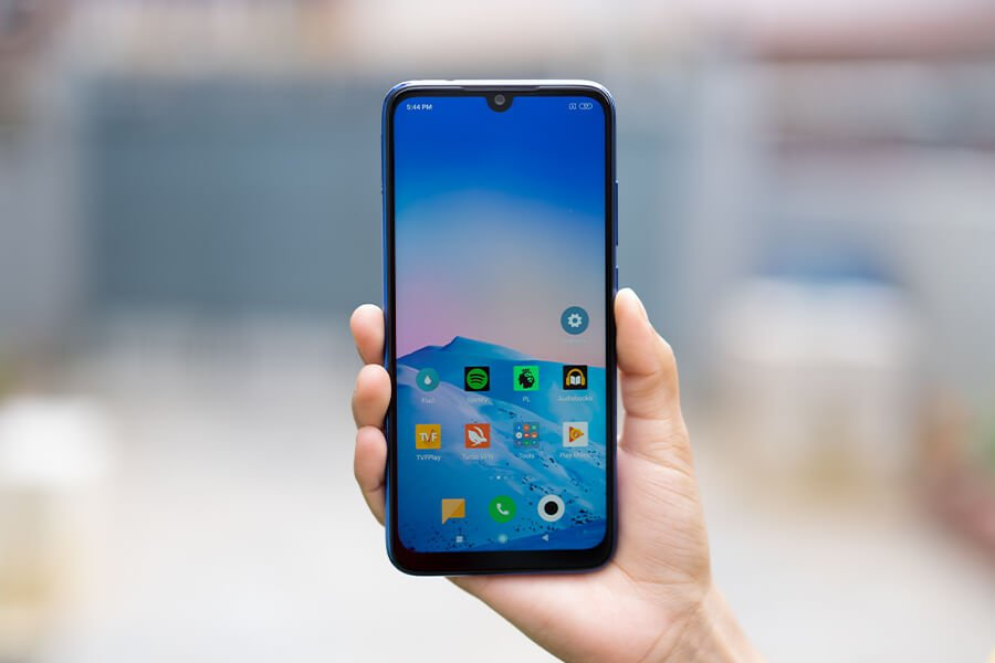 Redmi note 7 pro display