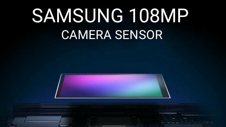 Samsung ISOCELL Bright HMX 108MP Camera Sensor