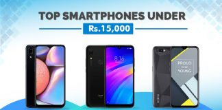 best smartphones below 15000 in nepal