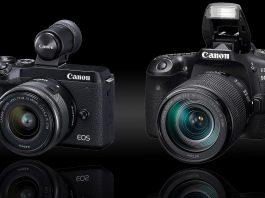 canon eos 90d canon eos m6 mark ii