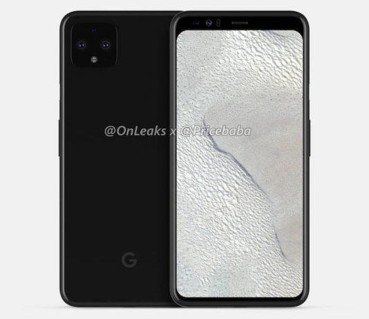 google pixel 4 xl image leaked