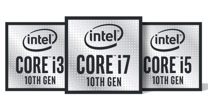 Intel 10th Gen Comet Lake Processors