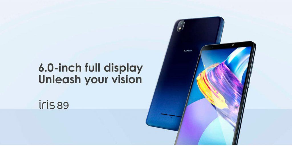 lava iris 89 price nepal