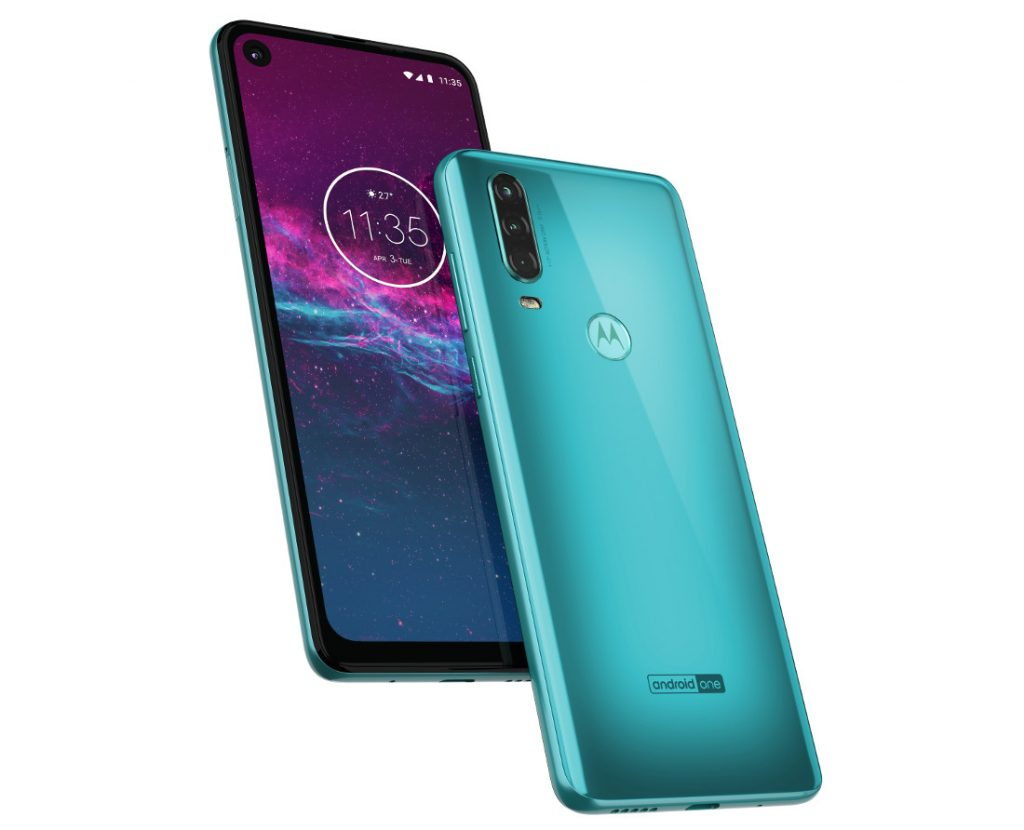 motorola one action price nepal design display