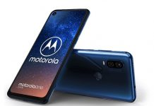 motorola one action launched price specs