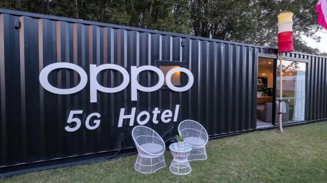 5G Powered Smart Hotel from Oppo