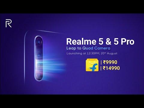 realme 5 pro price