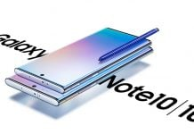 samsung galaxy note 10 npte 10+ launched
