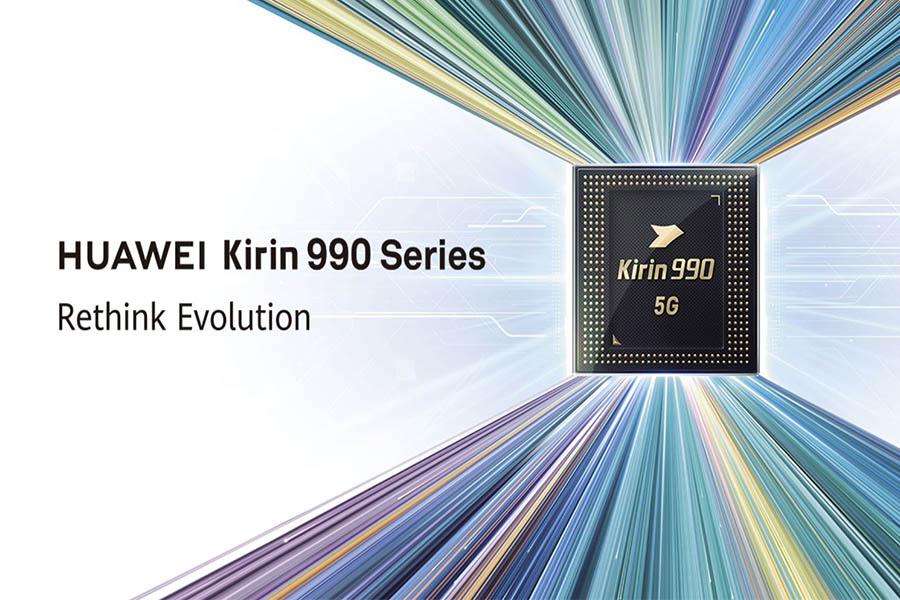 Huawei Mate 30 pro Kirin 990