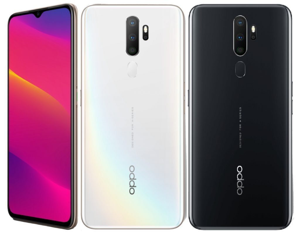oppo a5 color options
