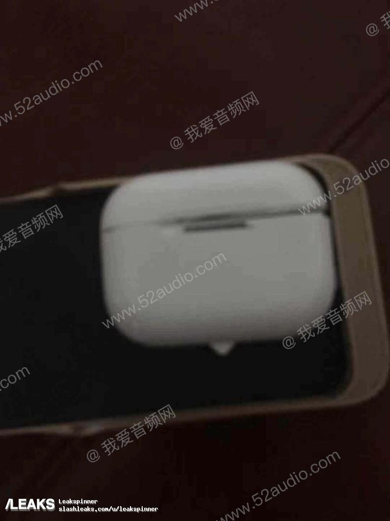 Apple Airpods 3 leaked images