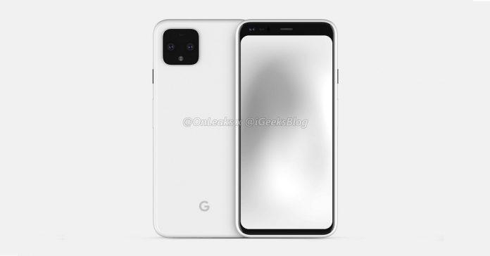 google pixel 4 xl leaks