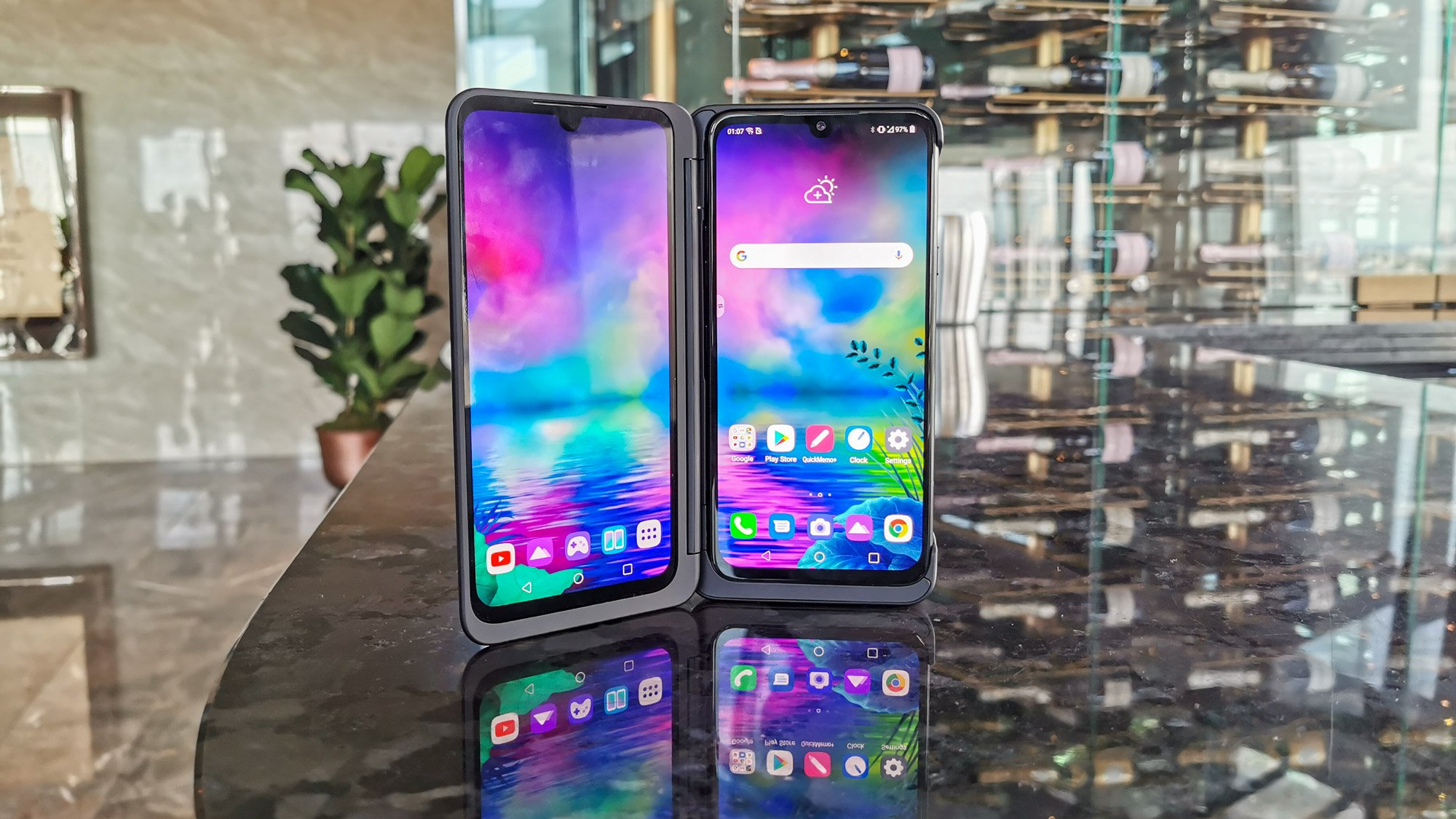 lg g8x price specs features