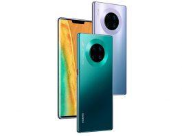 Huawei Mate 30 Pro DxOMark ratings