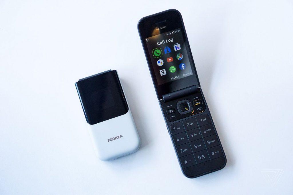nokia 2720 flip phone