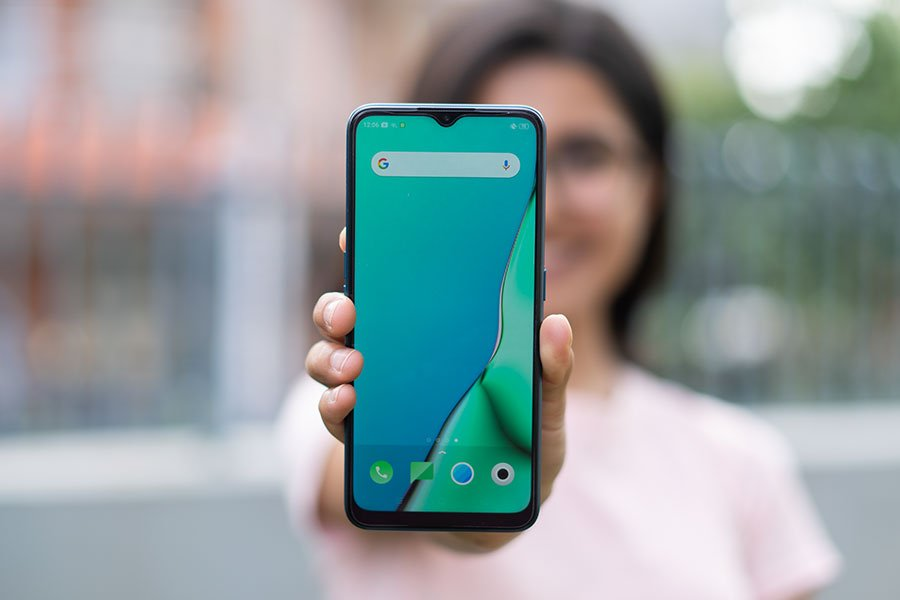 oppo a9 2020 display