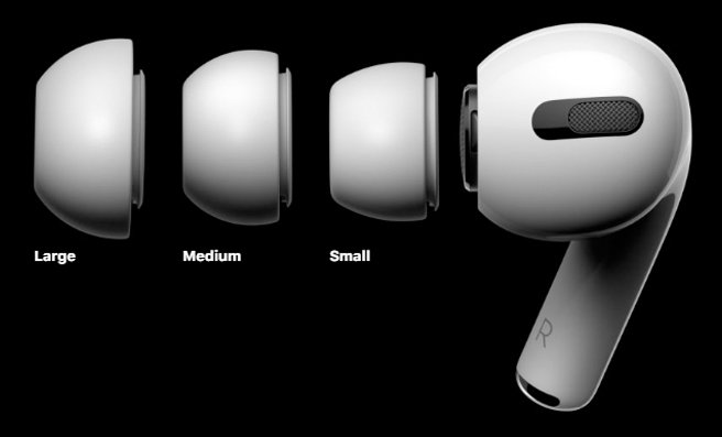 Apple Airpods pro price in nepal where to buy sizes
