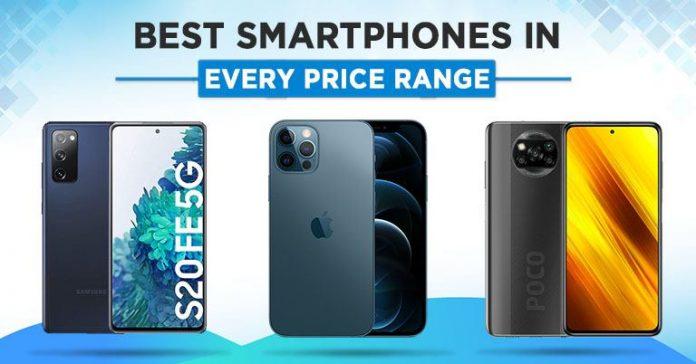 Best Smartphones Phones Mobile To Buy in Nepal in Every Price Segment 2021