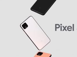 Google Pixel 4 - Pixel 4 XL