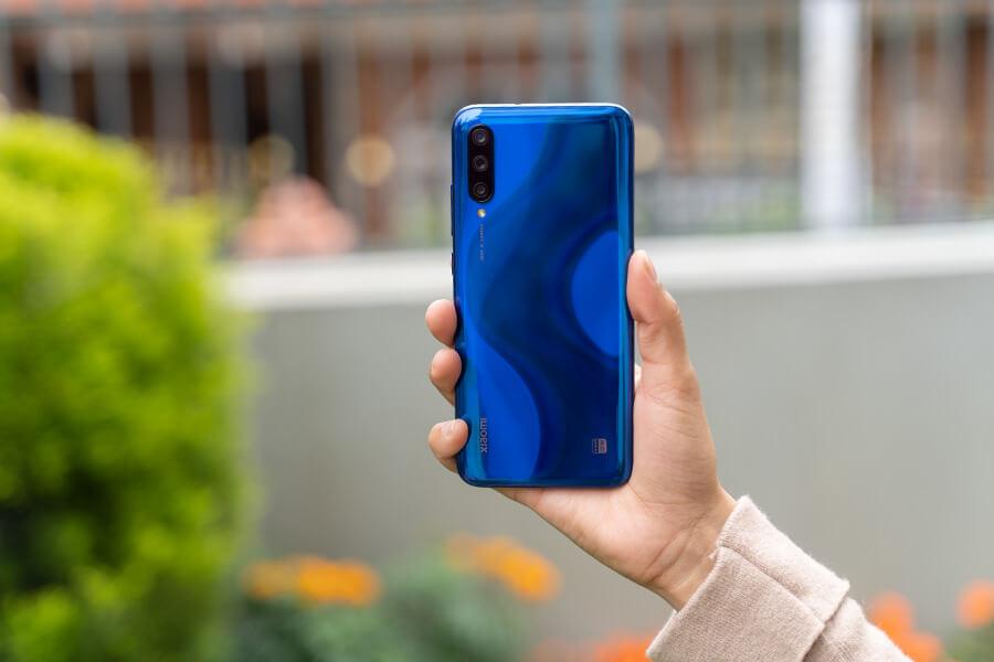 Xiaomi Mi A3 design