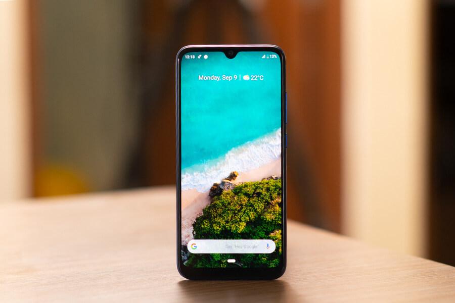 Xiaomi MI A3 display