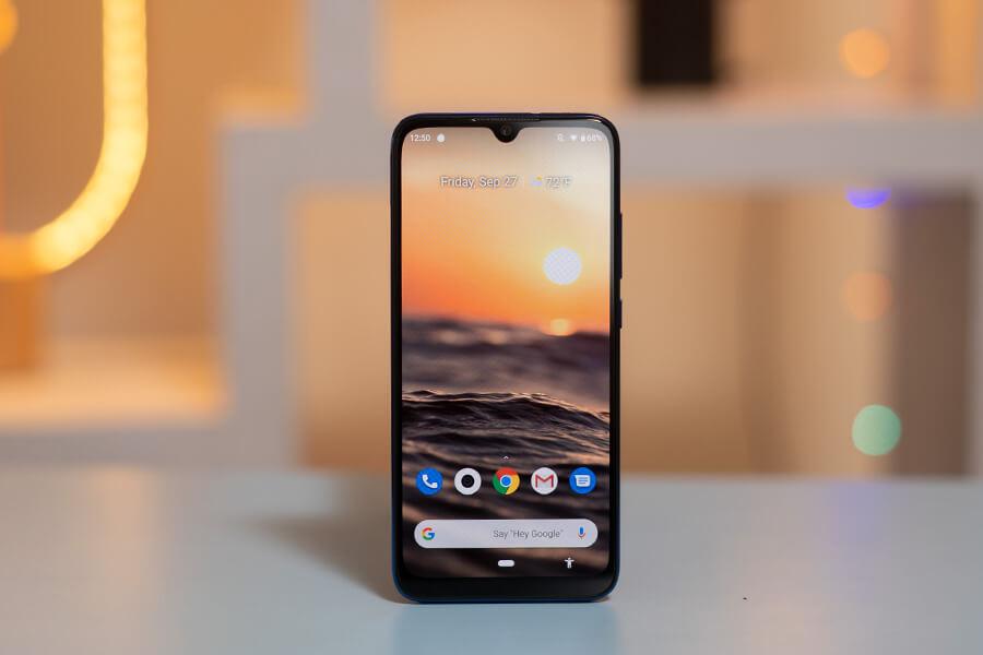 Xiaomi MI A3 screen