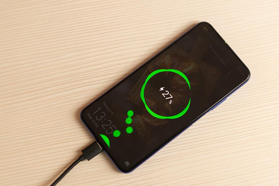 huawei nova 5t charging