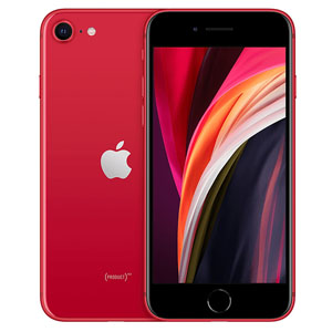 iPhone SE 2020 - PRODUCT RED