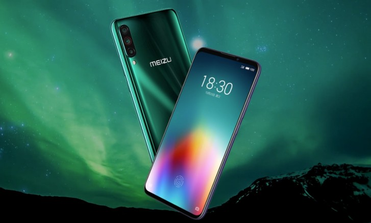 meizu 16t display