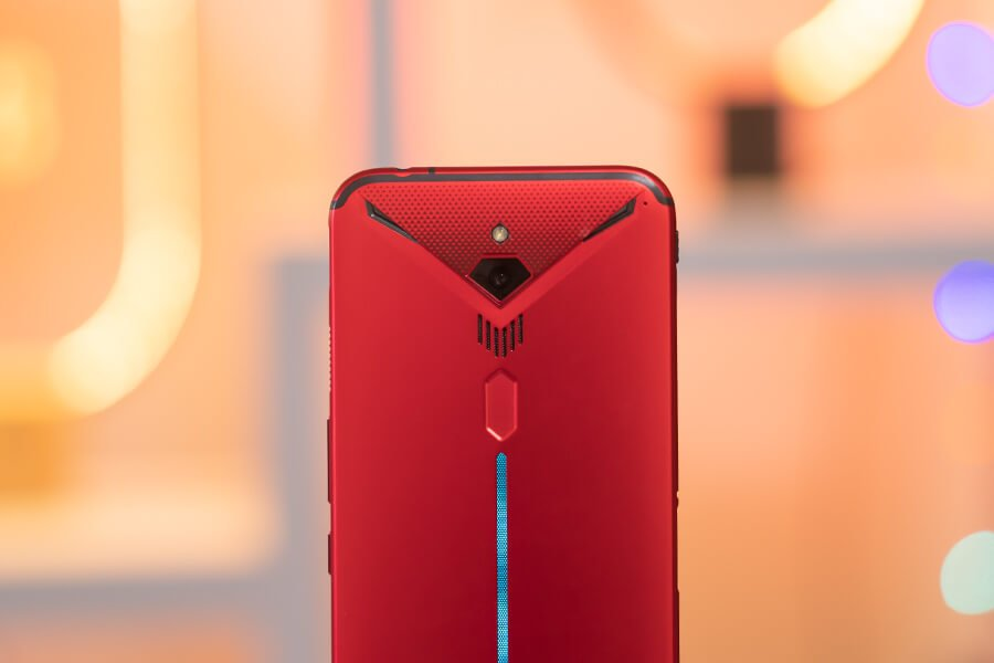 nubia red magic 3 camera