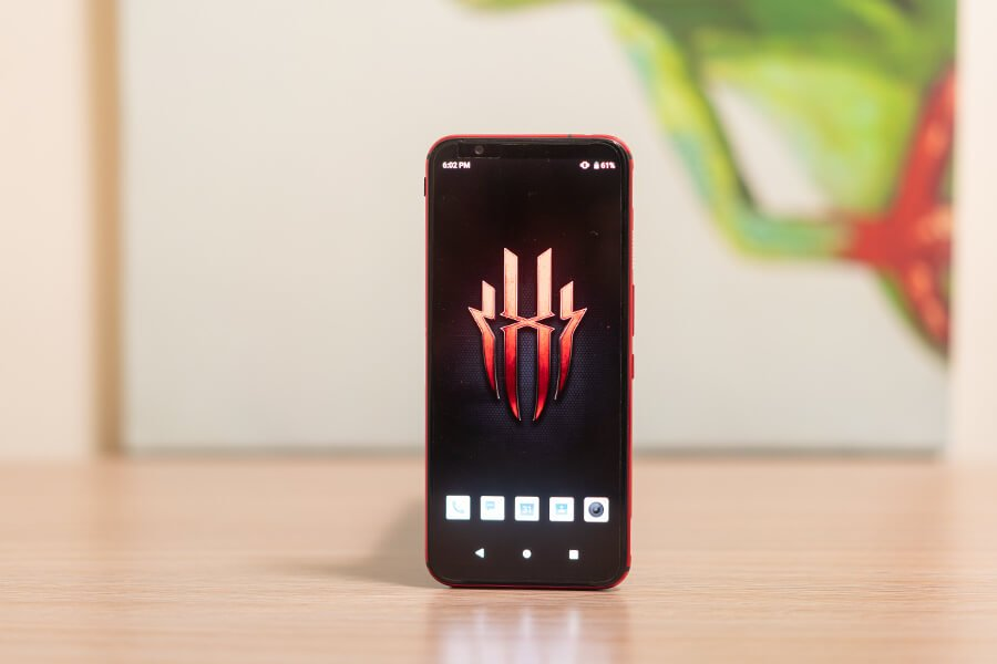 nubia red magic 3 display