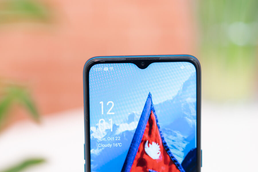 oppo a9 2020 front camera