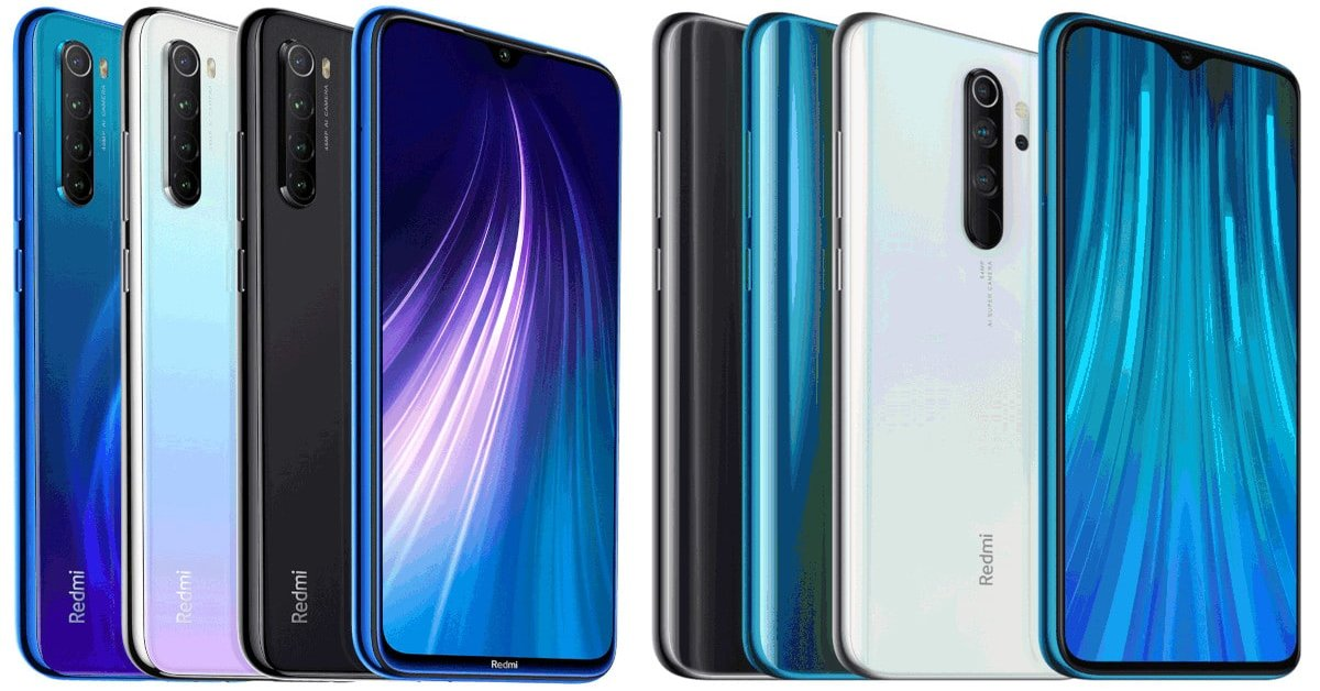 redmi note 8 and note 8 pro price nepal