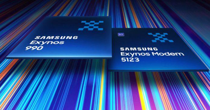samsung exynos 990 | exynos 9630 processor