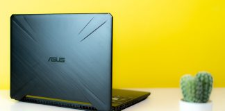 Asus TUF FX505 DD review