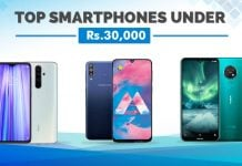 Best phones below 30000 nepal 2020