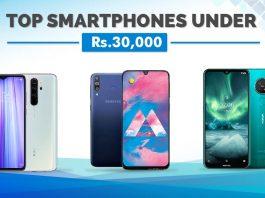 Best phones below 30000 nepal