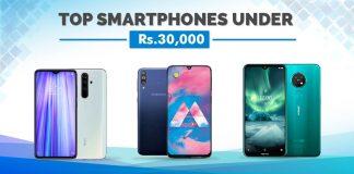 Best phones below 30000 nepal 2020